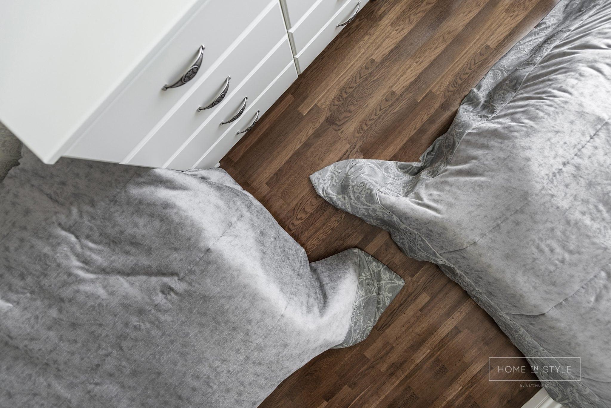 Klasikinis interjeras miegamojo baldu gamyba Home in style