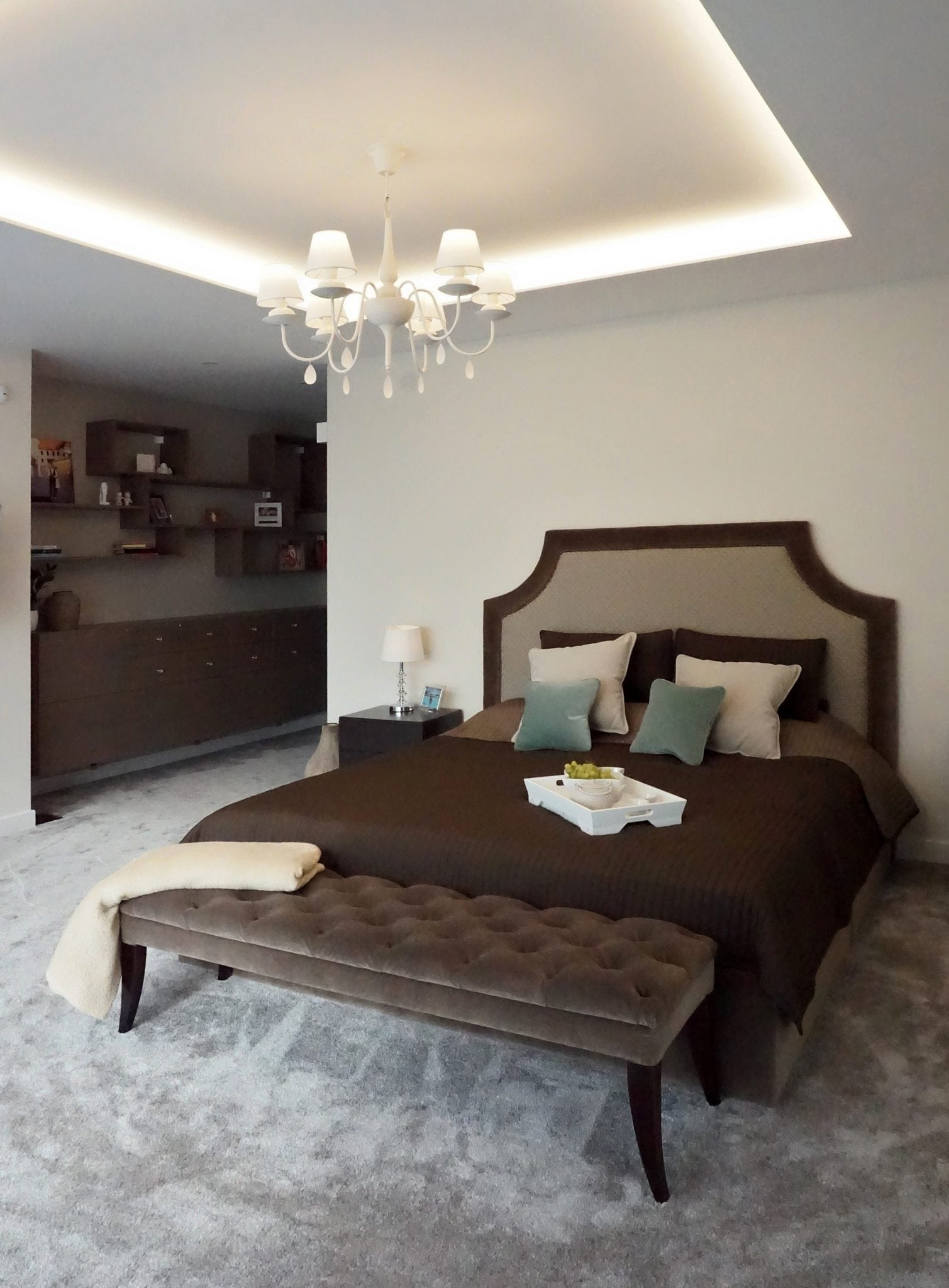 Moderni klasika miegamojo baldu gamyba