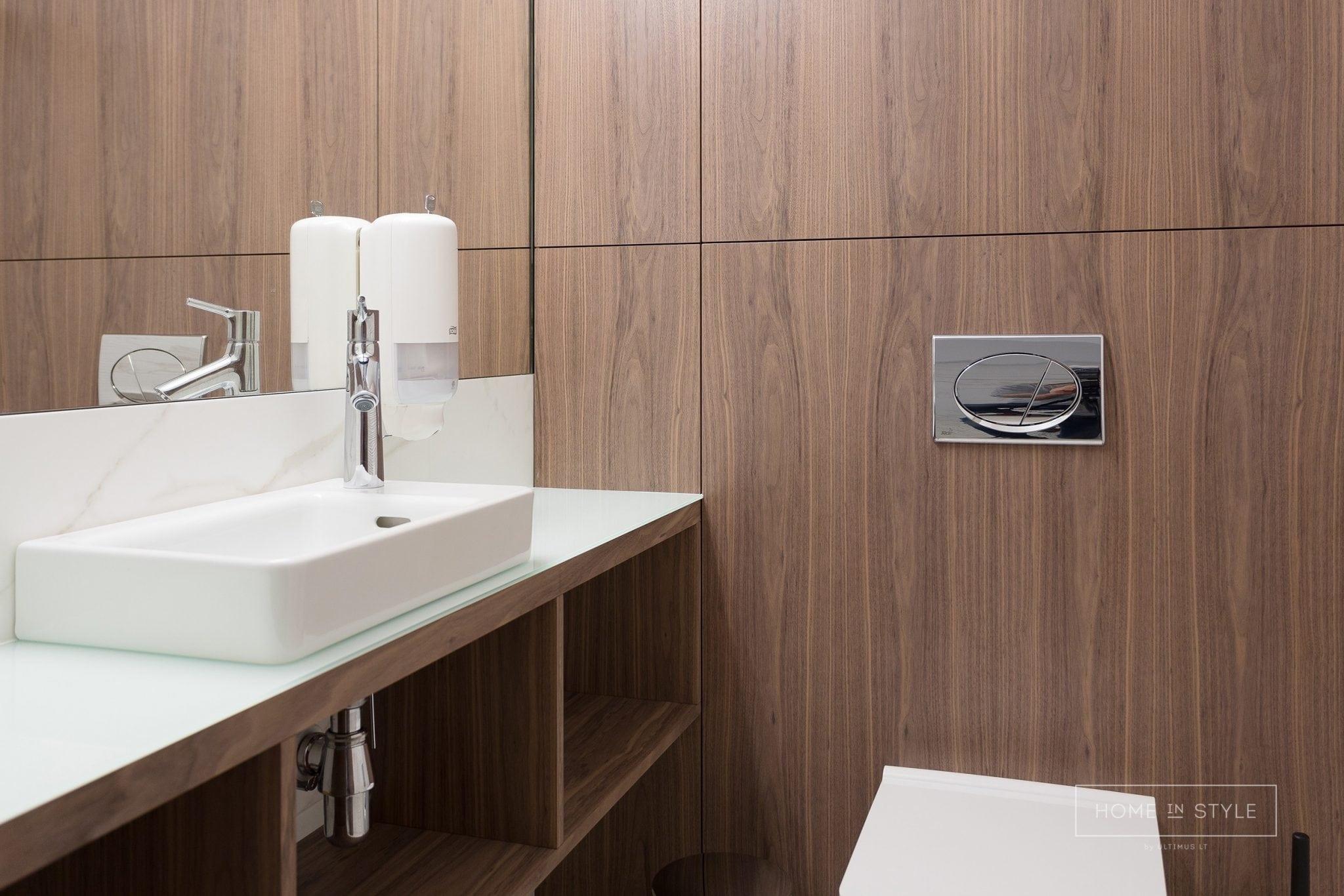 Vonios baldai projektavimas ir gamyba