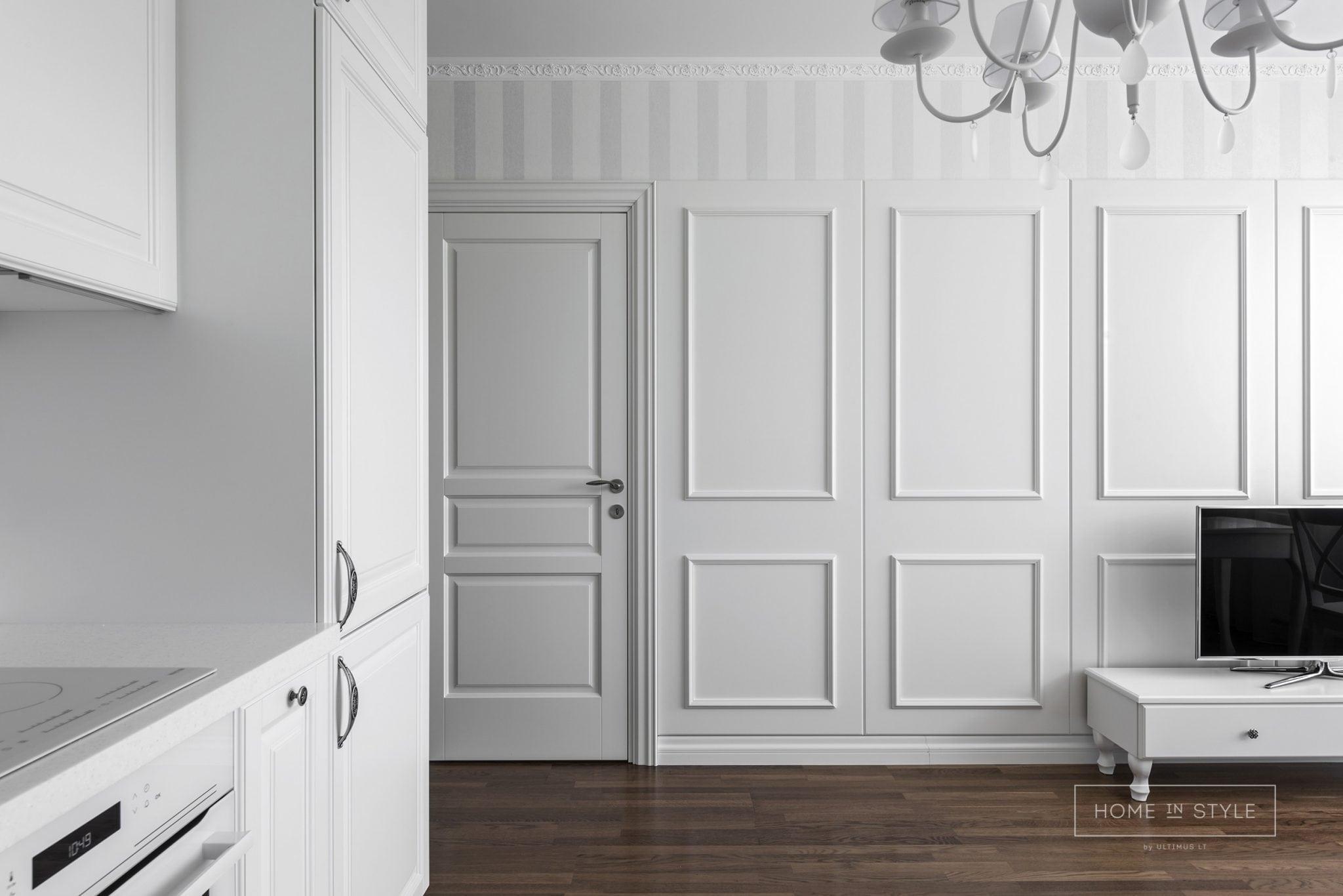 Klasikinis interjeras baldu gamyba Home in style