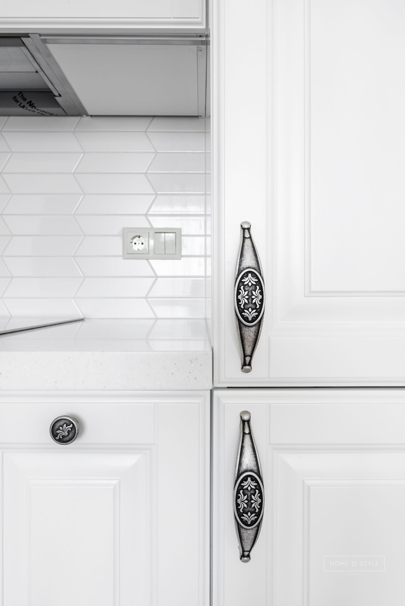Klasikinis interjeras virtuves baldu gamyba Home in style