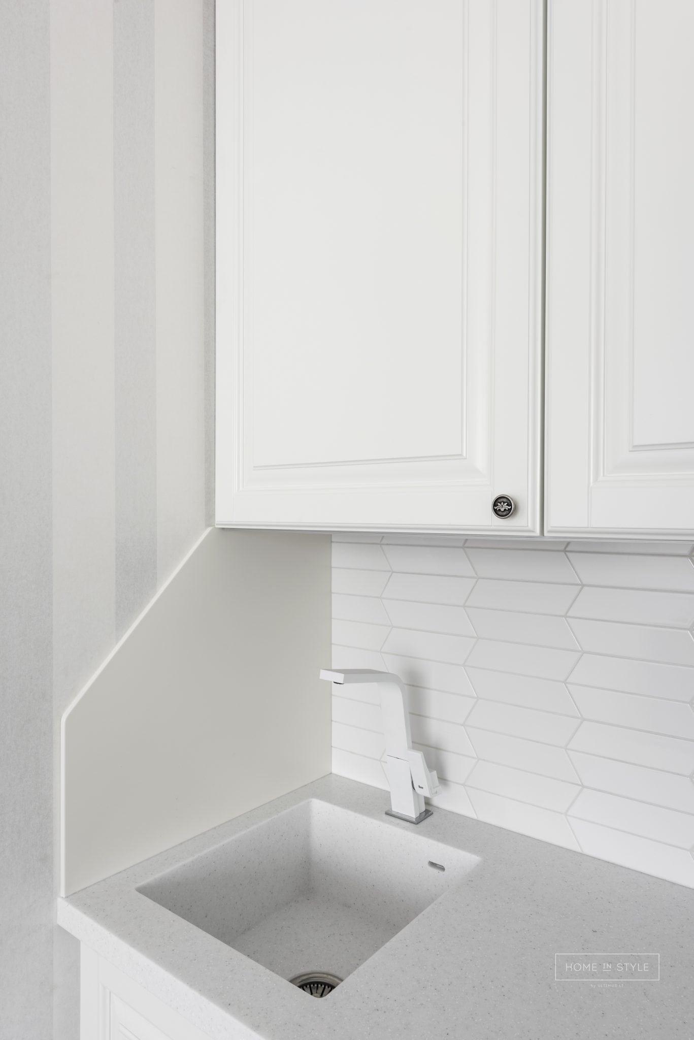 Klasikinis interjeras virtuves baldu gamyba projektas