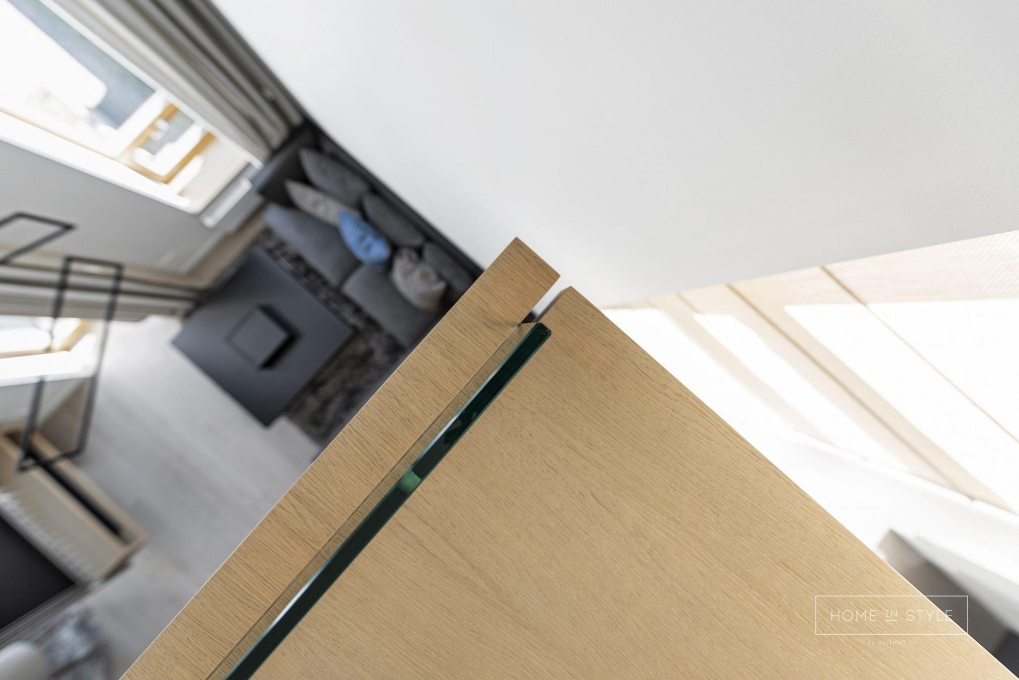 Svetaines baldu gamyba igyvendinti projektai
