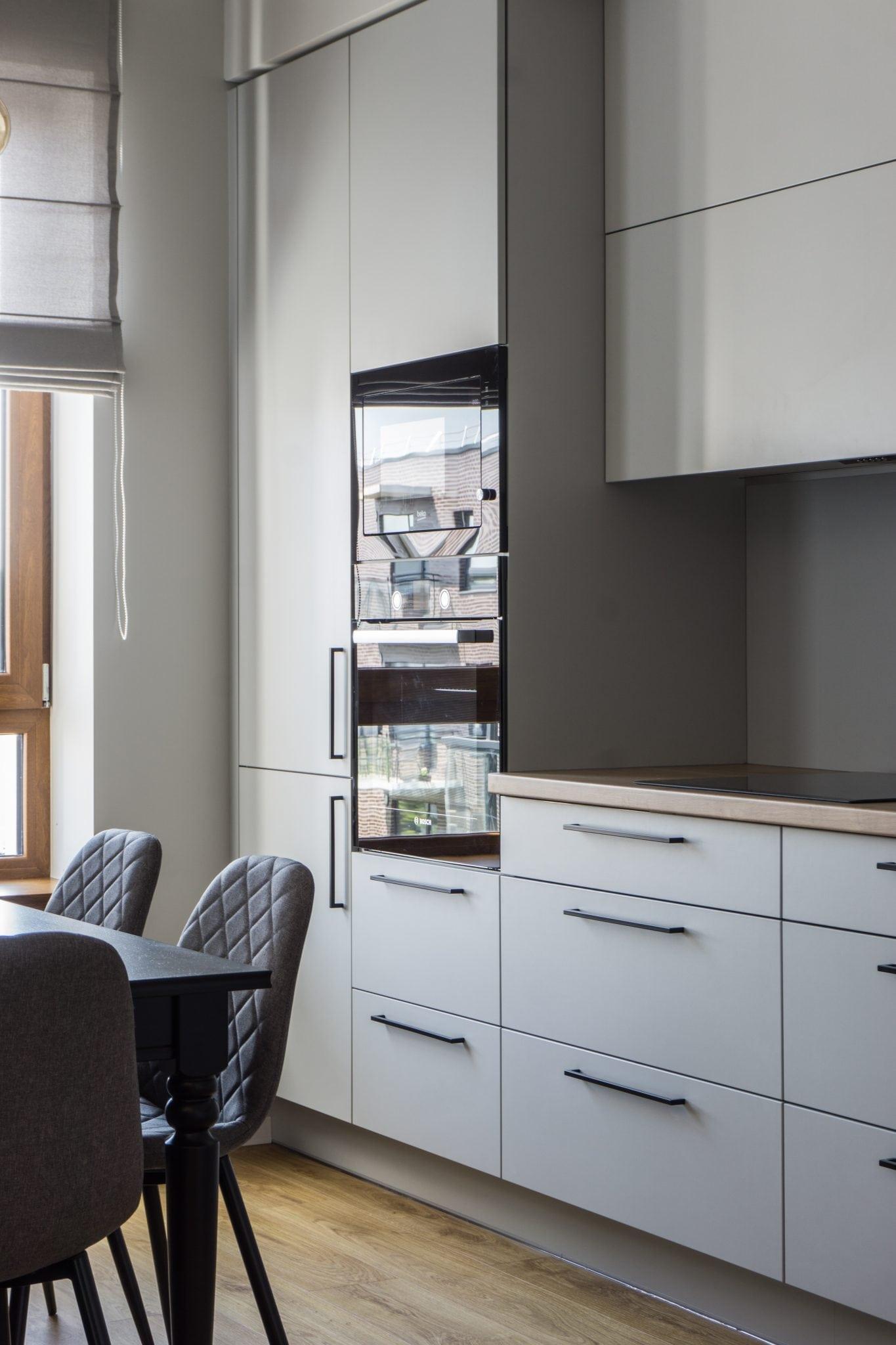 Virtuves baldai nestandartiniu baldu gamyba