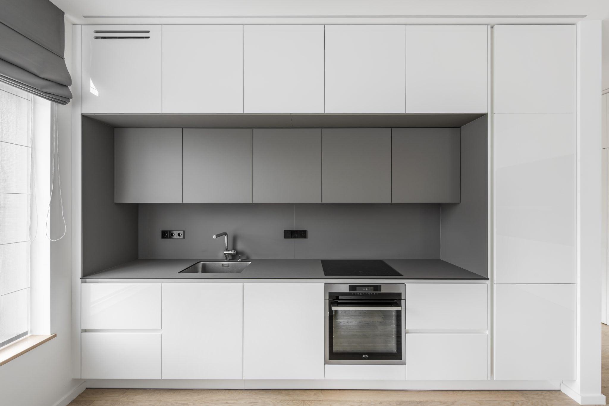 Virtuves baldu komplektas pagal uzsakyma