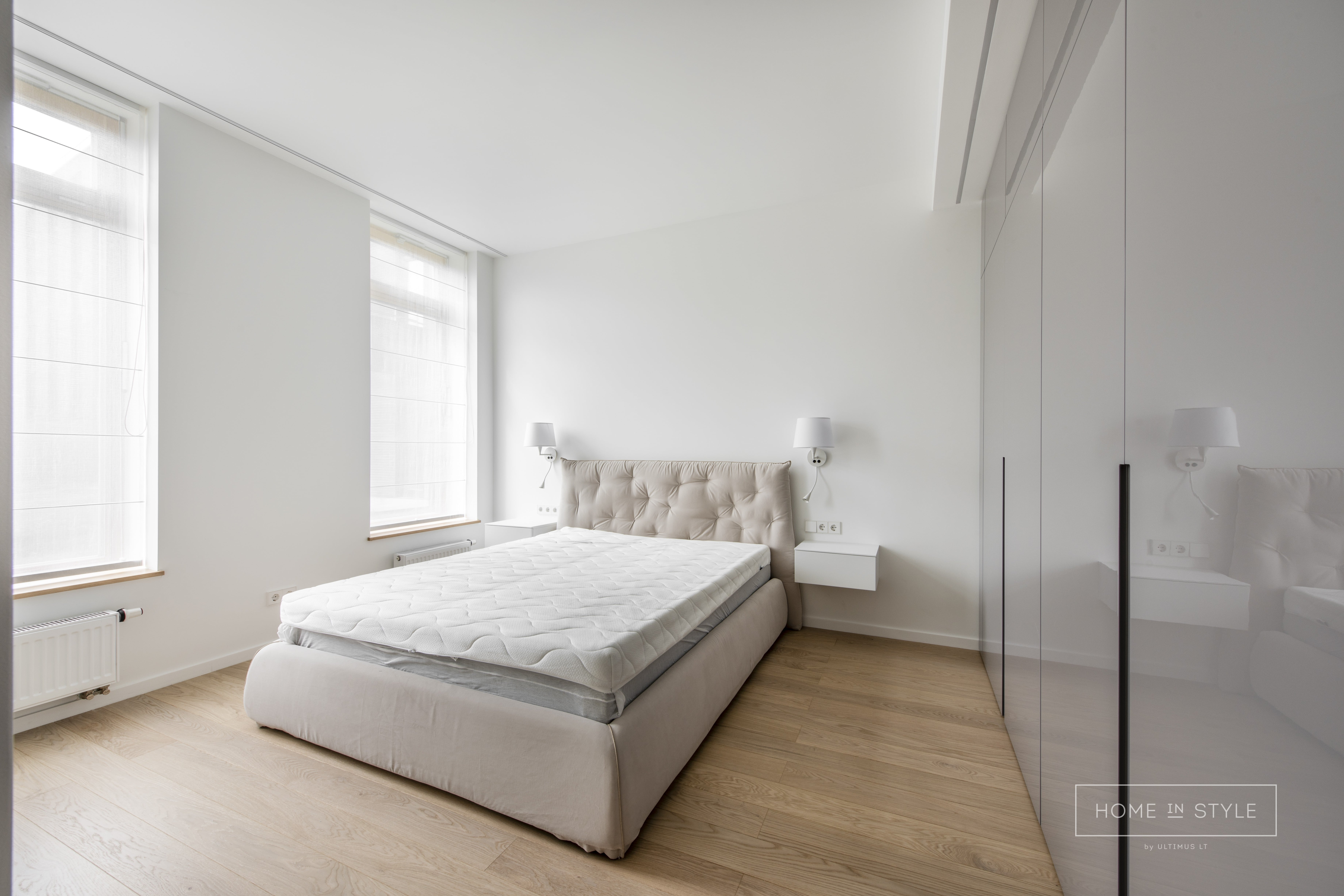 Miegamojo baldu gamyba pagal individualius uzsakymus lovos