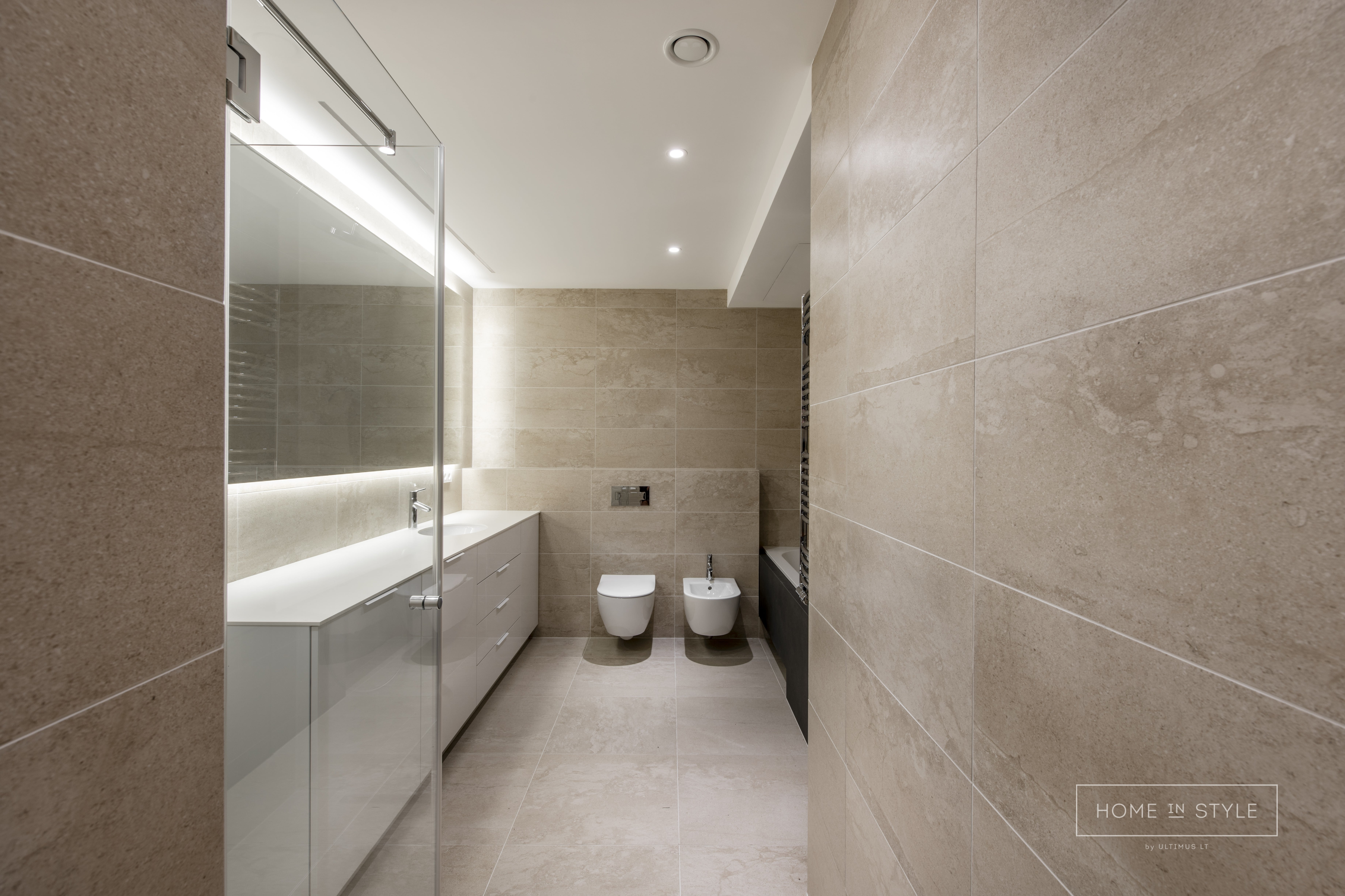 Vonios kambario baldai gamyba projektas