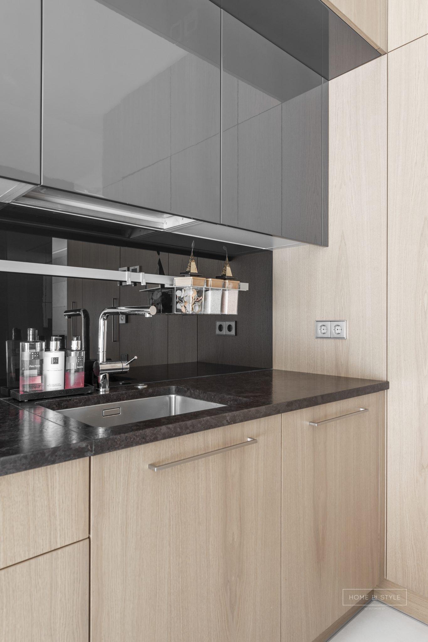 Stilingu virtuves baldu gamyba pagal individualius uzsakymus