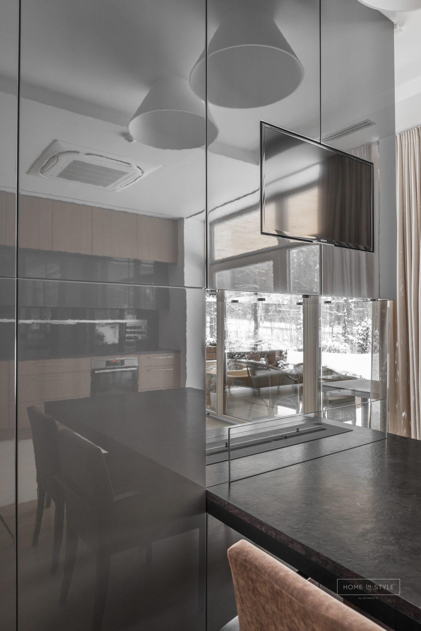 Virtuves baldai pagal individualius uzsakymus