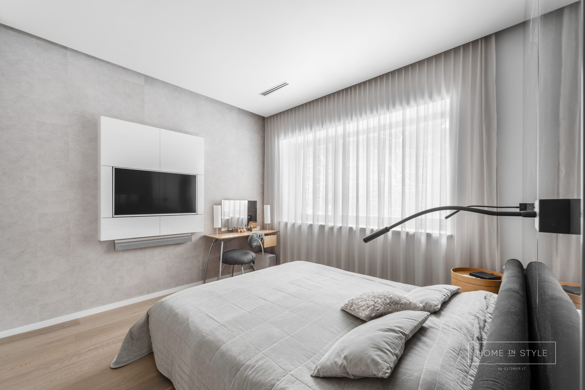 Stilingi baldai pagal uzsakyma miegamojo